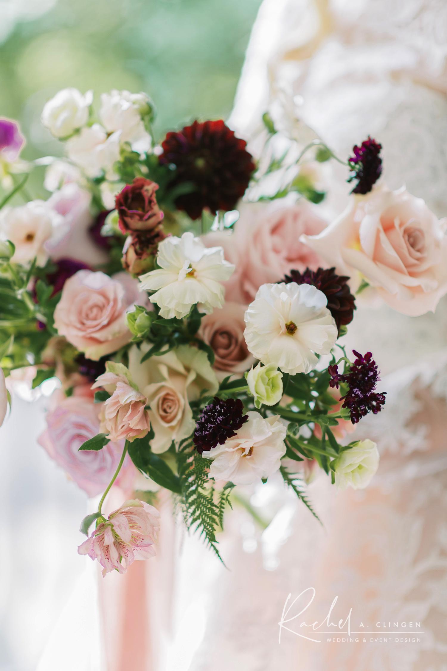 rachel a clingen bouquets