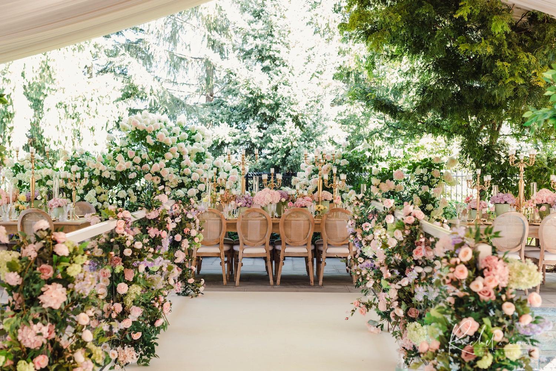 tent bridal shower rachel a clingen design