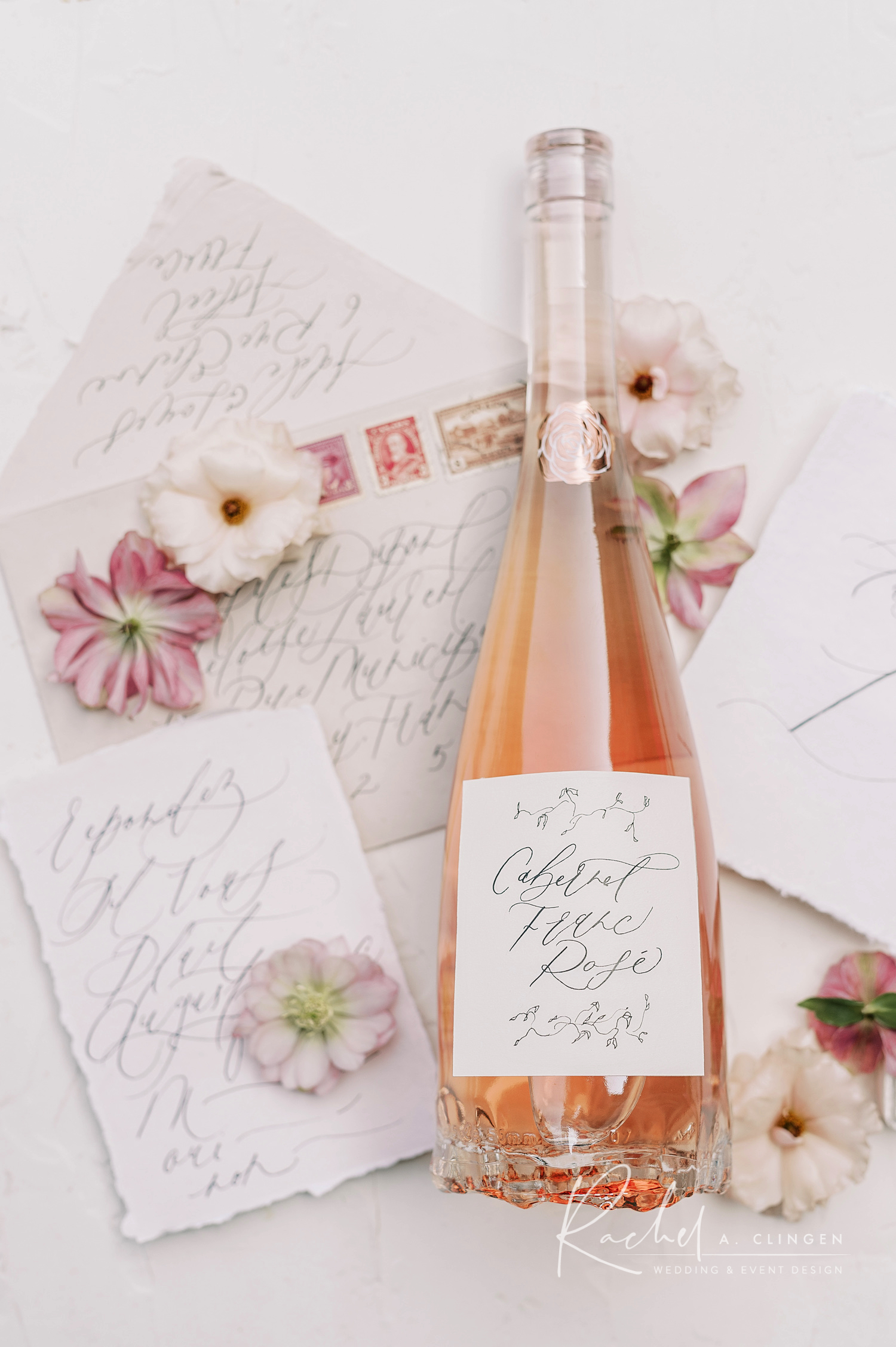 wedding calligraphy toronto