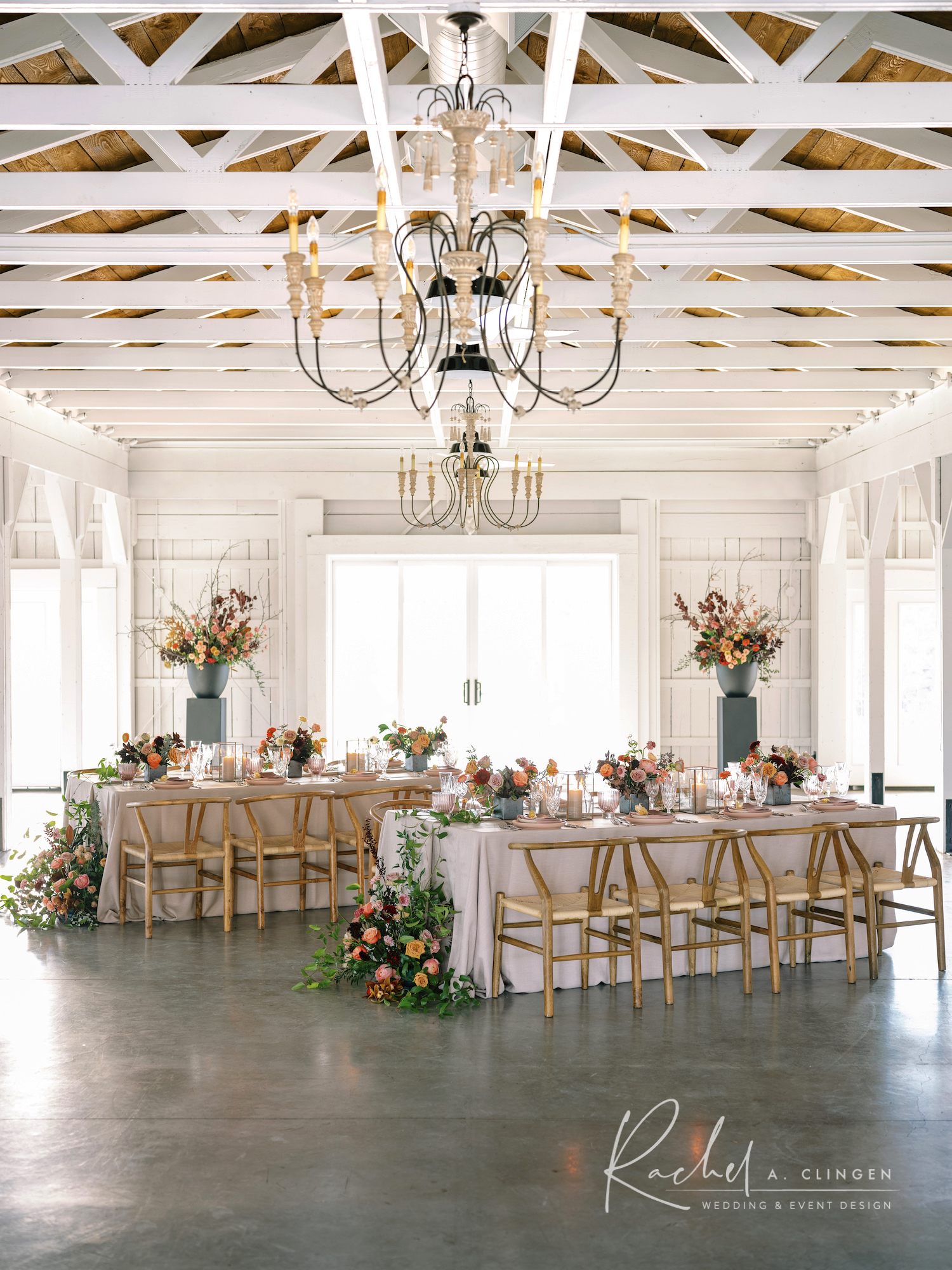 braestone barn wedding decor