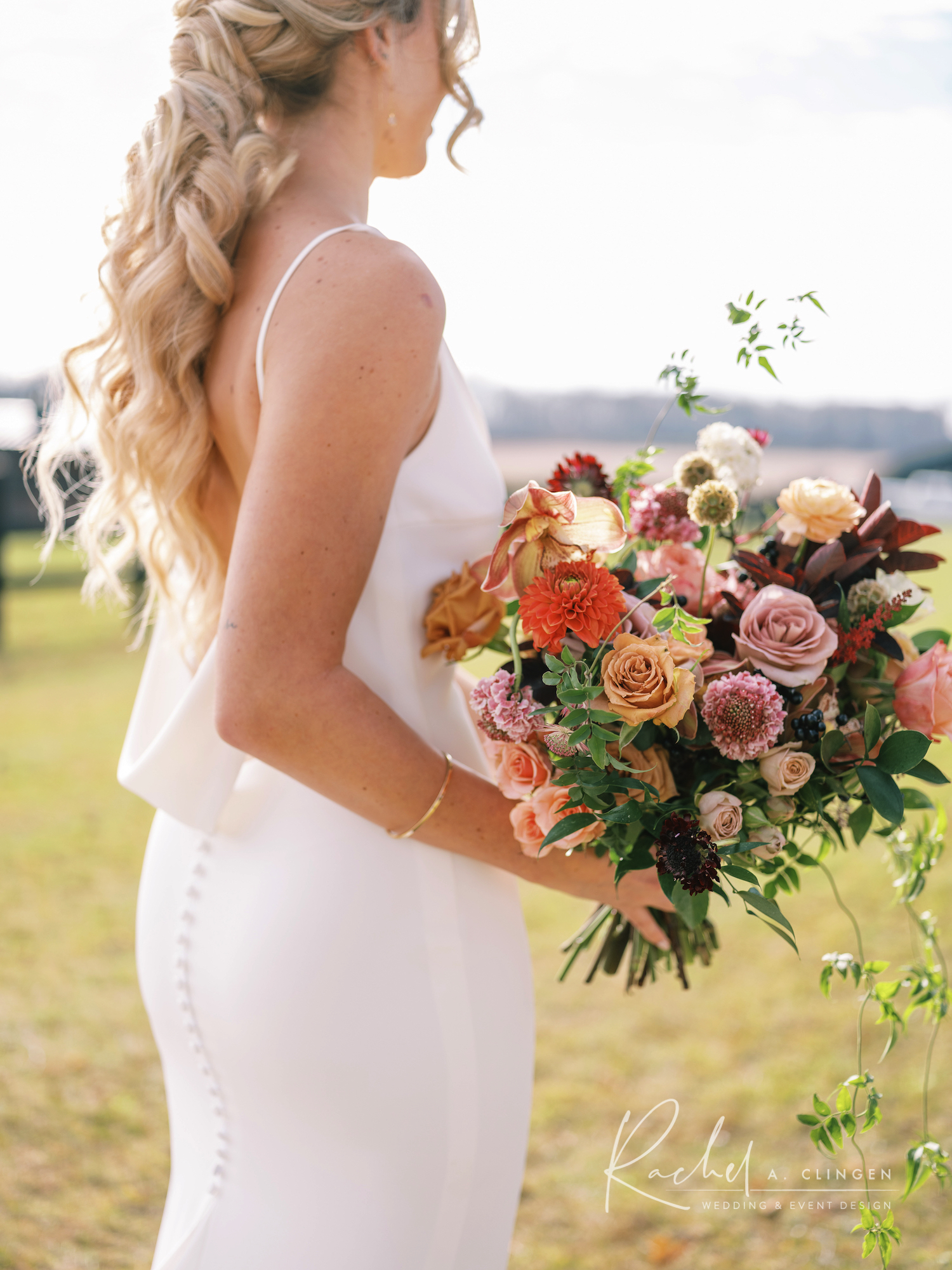 braestone bride fall wedding