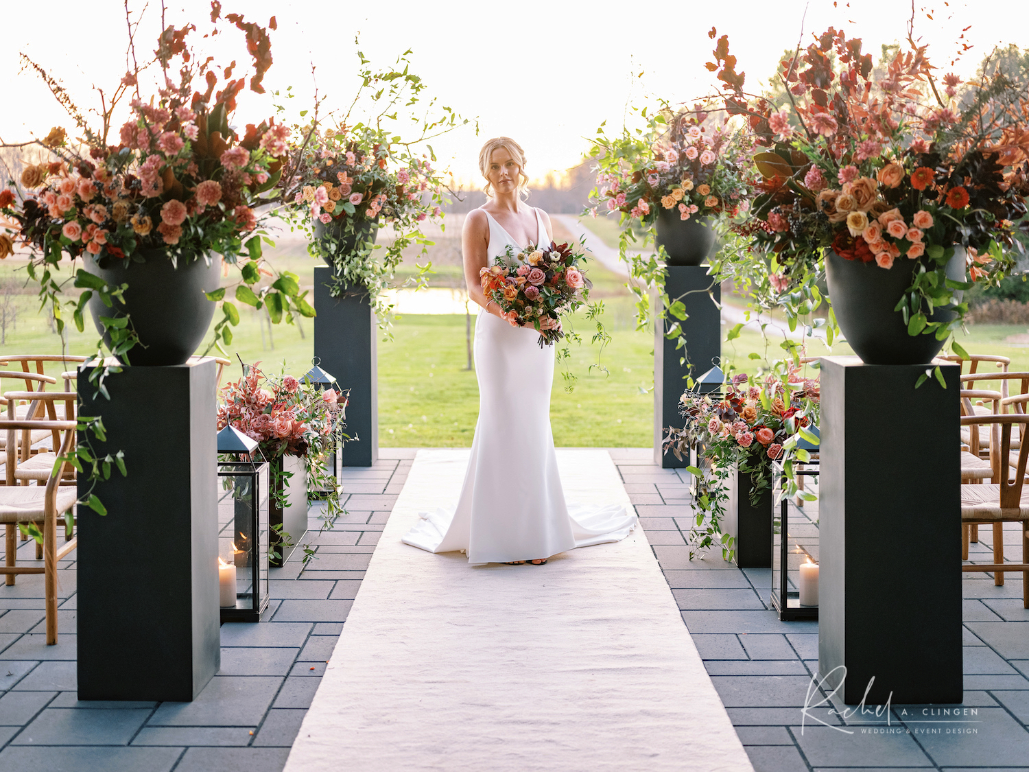 rachel a clingen wedding design flowers