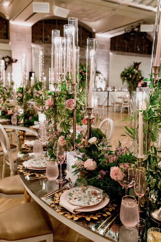luxury wedding decor rom toronto