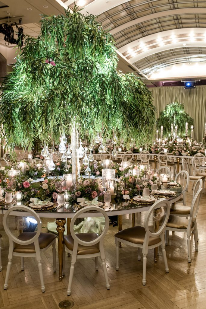 luxury wedding toronto rom
