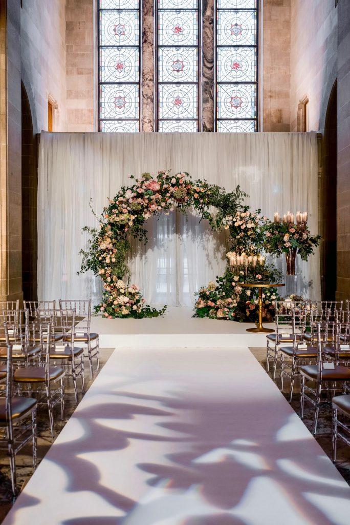rom ceremony flowers